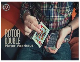 2013 T11 花式双翻 免费Rotor Double by Pieter Voorhout