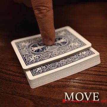 找牌術其中一個找到觀眾牌的魔術
