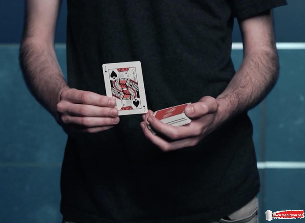 2018 扑克手法Shooting Star Control by Jeff Prace