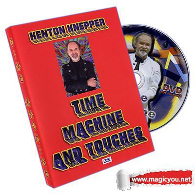 时间机器Time Machine and Touches by Kenton Knepper