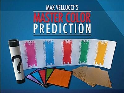 2014 大师颜色预测 Master Color Prediction by Max Vellucci