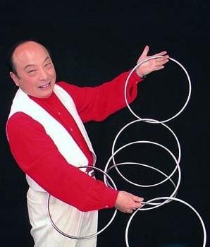 魔术师―傅腾龙