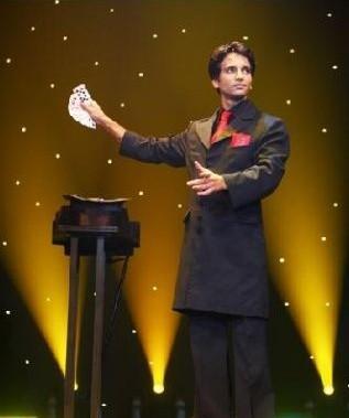 魔术大师―David Sousa