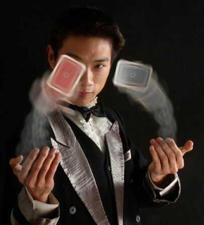 魔术大师―戴滨淳